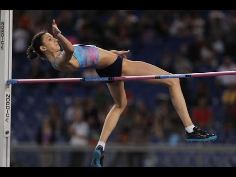 ROME DIAMOND LEAGUE 2017 High Jump Women ( 08.06.2017)