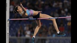 ROME DIAMOND LEAGUE 2017 High Jump Women ( 08.06.2017)