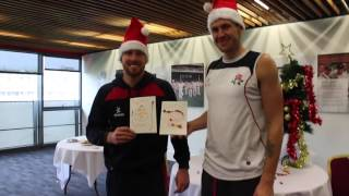 Merry Christmas from Lancashire County Cricket Club