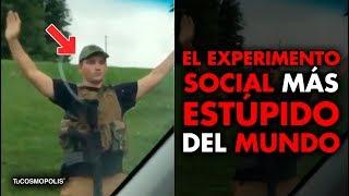 El EXPERIMENTO SOCIAL más ESTÚ... PIDO del MUNDO