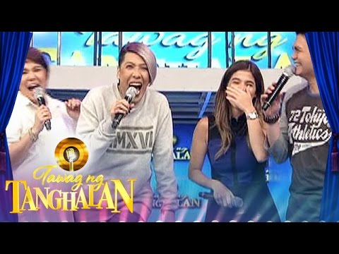 Tawag Ng Tanghalan: Eddie Garcia reacts to Vice's cross-dressing