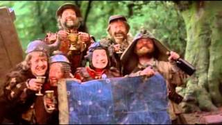 Dream Away George Harrison Time Bandits Music Video with lyrics