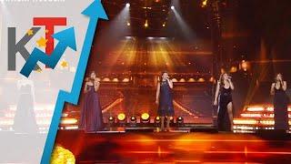Nina, Angeline, Elaine, Gigi, and Regine bumirit ng broadway songs sa ASAP Natin 'To!