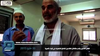 مصر العربية | الفلاح الفصيح يقدم مشاكل الفلاحين لقطاع الكهرباء في أبيات شعرية