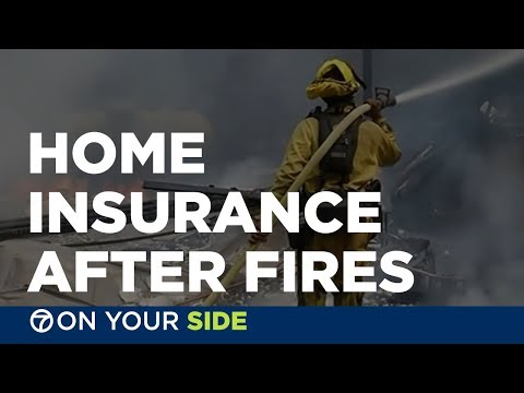 Insurance renewals at risk after fires in Sonoma, Napa counties