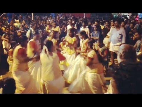 Onam Special Ladies Singari Melam With Dance