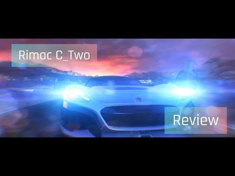 Asphalt 8: Review Rimac C_Two