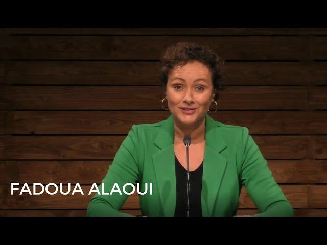 Fadoua Alaoui - promo video
