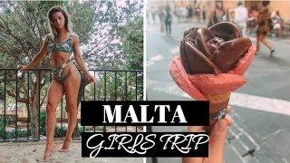 MALTA TRAVEL DIARY!