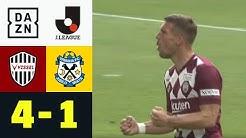 Podolski 3, Villa 1: Die Kobe-Stars zaubern beim Liga-Abschluss: Kobe - Iwata 4:1 | J1-League | DAZN