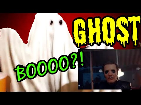 GHOST REACTION TO GHOST! (Reaction gone WRONG)