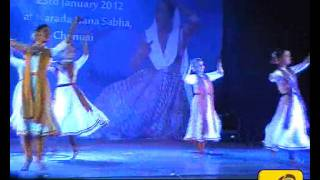 Kathak Nritya by Sharmistha Mukherjee - Nikhils Channel