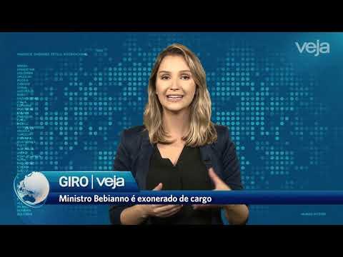 Exoneração de ministro em semana importante para o governo Bolsonaro
