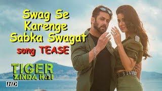 'Swag Se Karenge Sabka Swagat', Salman-Katrina give song TEASE