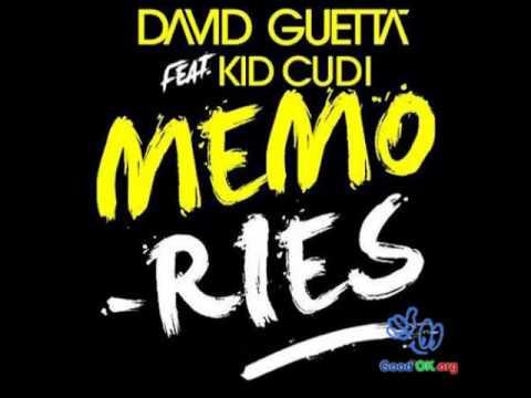 David Guetta feat Kid Cudi - Memories + Lyrics