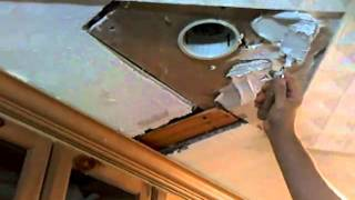 Styrofoam 20x20 Ceiling Tiles Installation Instructions from Euro-Deco Part 2