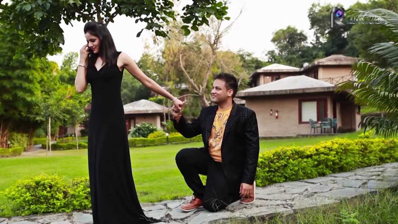how to make pre wedding video
