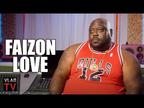 Faizon Love on Why Alpo Hasn't Done a VladTV Interview Yet (Part 8)