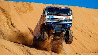 ДАКАР 2021 ЛУЧШИЕ МОМЕНТЫ !!! КАМАЗ СИЛА! ПОБЕДИТЕЛЬ ДАКАР 2021 / Dakar 2021 best moments