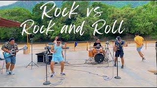 Viajando Con Los Mendez [Parte 19] - ROCK VS. ROCK AND ROLL (Tocando en el Rio Huallaga)