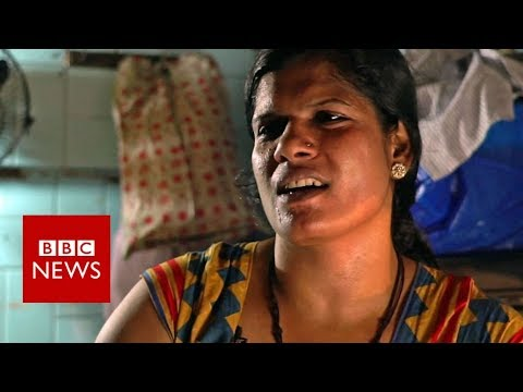 Indian Sex Workers Lose Their Bank Bbc News