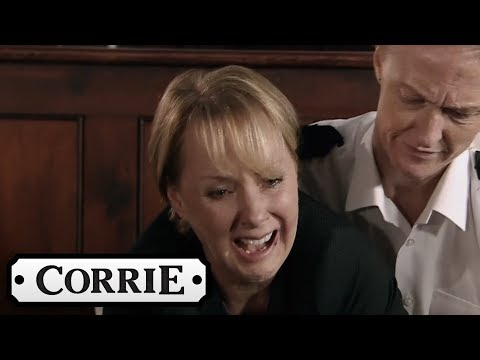 Coronation Street - Sally's Verdict Is Read Out