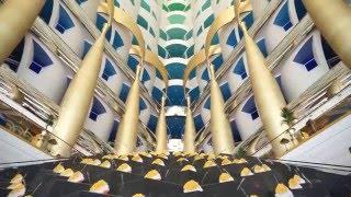 Dubai's 7-STAR HOTEL: Burj Al Arab!