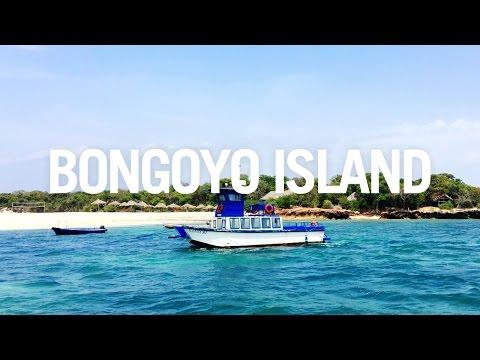 BONGOYO ISLAND VLOG | 2017