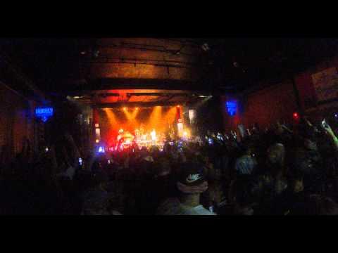 Machine Gun Kelly - Wild Boy {LIVE} at Bogart's