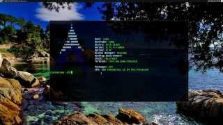 Горячие клавиши в терминале Linux.