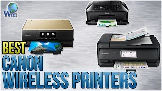 8 Best Canon Wireless Printers 2018