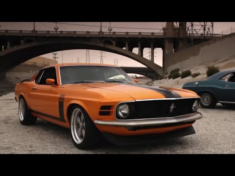 LA River Drag Race - Top Gear USA - Series 2