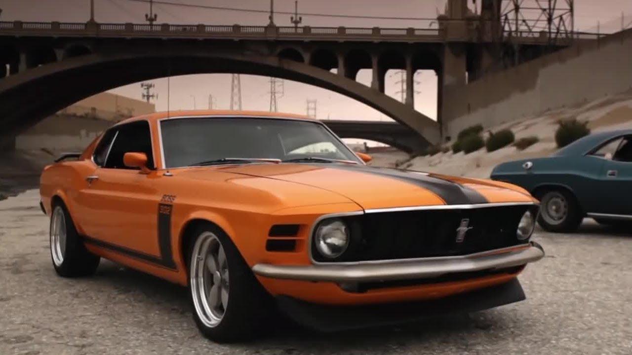 LA River Drag Race - Top Gear USA - Series 2