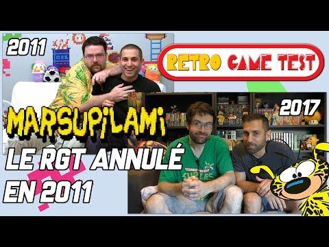 Joueur du Grenier RGT annulé en 2011 - Marsupilami - JDG