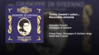 Tosca: Dammi I colori... Recondita armonia