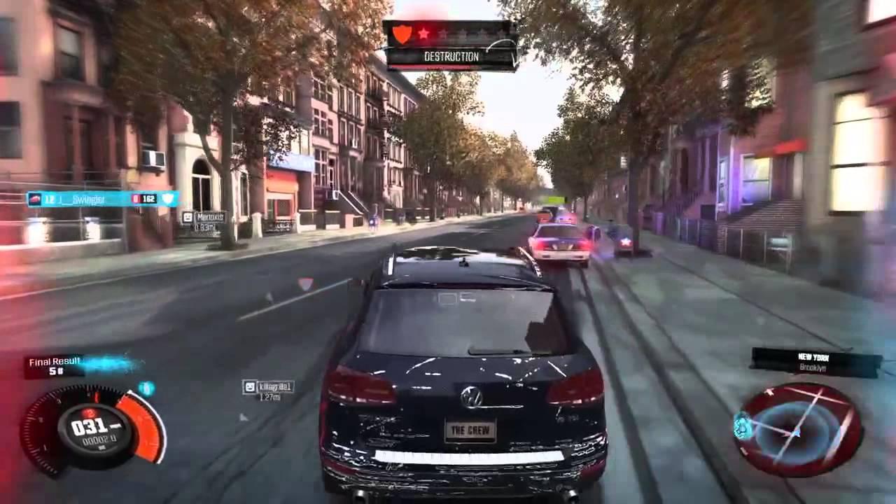Cars In Watch Dgs