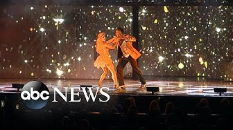 Backstage at the 'Dancing With the Stars' tour