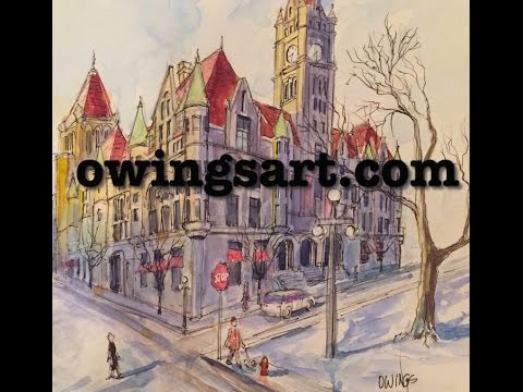 Welcome To Owings Art