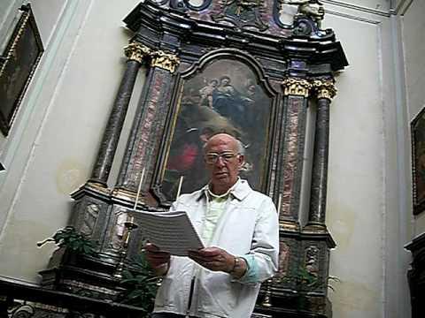 Inno di S. Tommaso D'Aquino, PANGE LINGUA, Studio di Giovanni Vianini, Milano, Italia