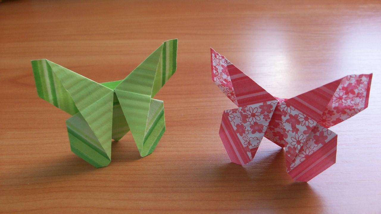 как сделать новогоднюю бабочку своими руками инструкция
