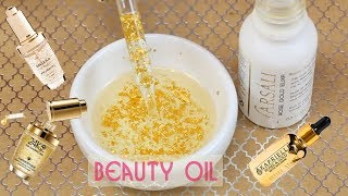 DIY Most Popular & Viral Beauty Product On Internet - Rose Gold Elixir | Melissa Samways