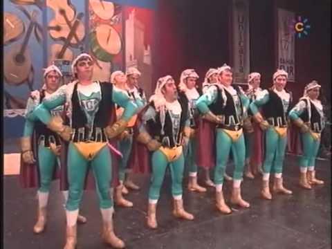 20 años de Carnaval de Cádiz (1989 - 2008)    (1ª Parte)