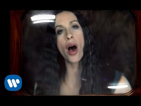 Alanis Morissette  Hands Clean  VIDEO
