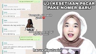 Download lagu Prank Text Uji Kesetiaan Pacar Pake Nomer Baru Ternyata Dia Malahan Lakuinn ini......