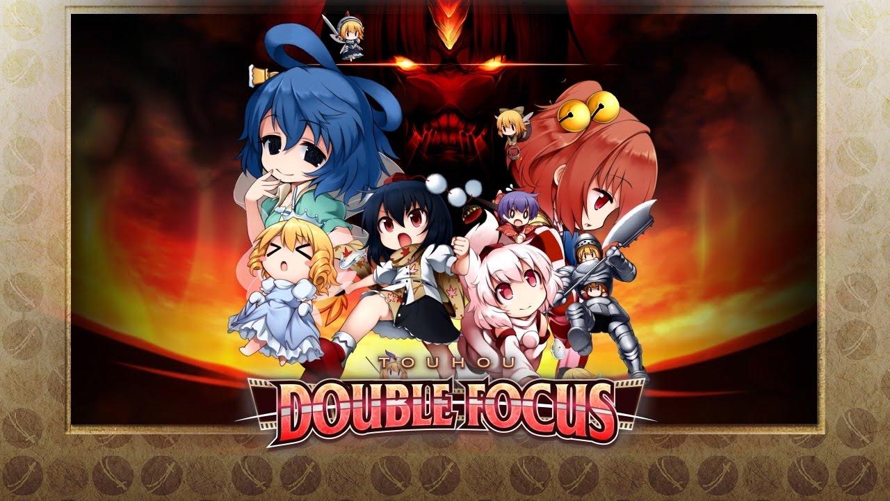 Resultado de imagem para touhou Double Focus
