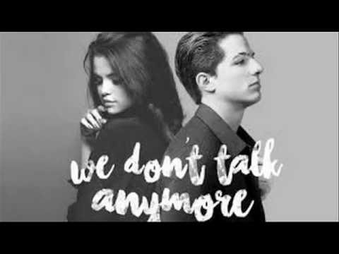 We Don't Talk Anymore ( Tropical Remix ) - 1Hour Version