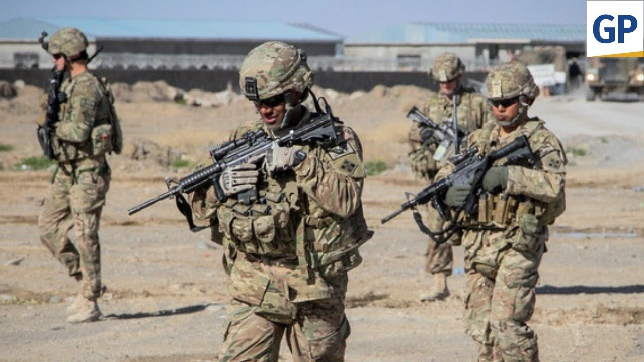 Gateway Pundit US Plan To Withdraw Thousands Of Troops From Afghanistan
