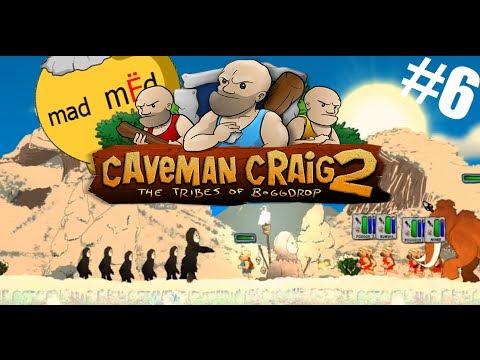 Как я играю в Caveman Craig (ПРОсто мастер)