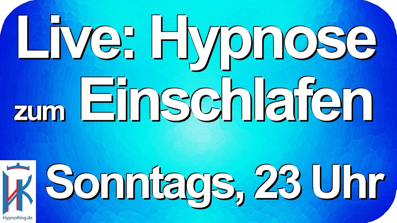 Hypnose zum Einschlafen, Durchschlafen, tief schlafen: Schlafprobleme lösen & erholt erwachen. 66 Hypnosen von HypnoKing®