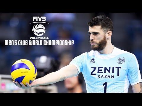 TOP 15 » Amazing Volleyball Moments - Matthew Anderson | Club World Championship